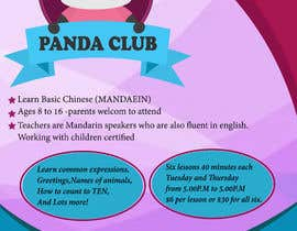 #20 untuk Panda Club oleh farjana3323