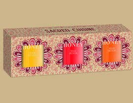 #11 para Create a design for a glass jar cartoon packaging por andreasaddyp