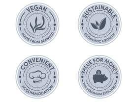 #51 untuk Logo stamp design oleh sk01741740555