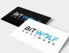#1853 untuk Logo for Bit Wolf Software oleh Bhavesh57