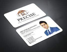 #158 untuk design my business card for real estate company oleh twinklle2