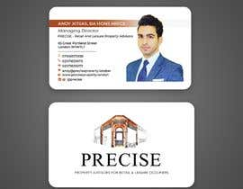 #174 untuk design my business card for real estate company oleh twinklle2