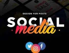 #1 pentru 30 Social Media Posts - Top quality, designed to be on brand and very visually appealing, must include 10 animated or small clip posts de către jeba23