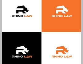sreedip tarafından Company Logo - Rhino Law için no 83