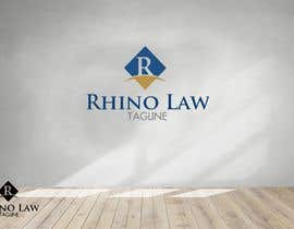 DesignTraveler tarafından Company Logo - Rhino Law için no 77