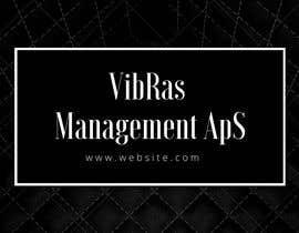 #28 untuk VibRas - Logo for a management company oleh khyatitiwari8