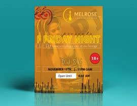 SyedRajib tarafından Flyer for DJ Party for Social Media Quickly and Poster Dimensions 457 × 610mm. için no 9