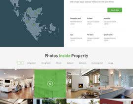 designbossfree tarafından Refresh Design UI for a Real Estate Agent Personal Website için no 42