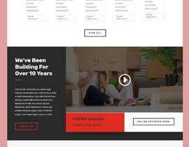sharifkaiser tarafından Refresh Design UI for a Real Estate Agent Personal Website için no 44