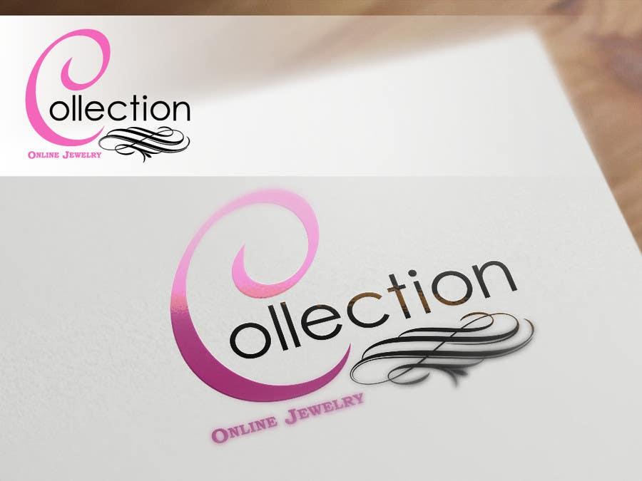 Kilpailutyö #73 kilpailussa Logo Design for online jewelry company