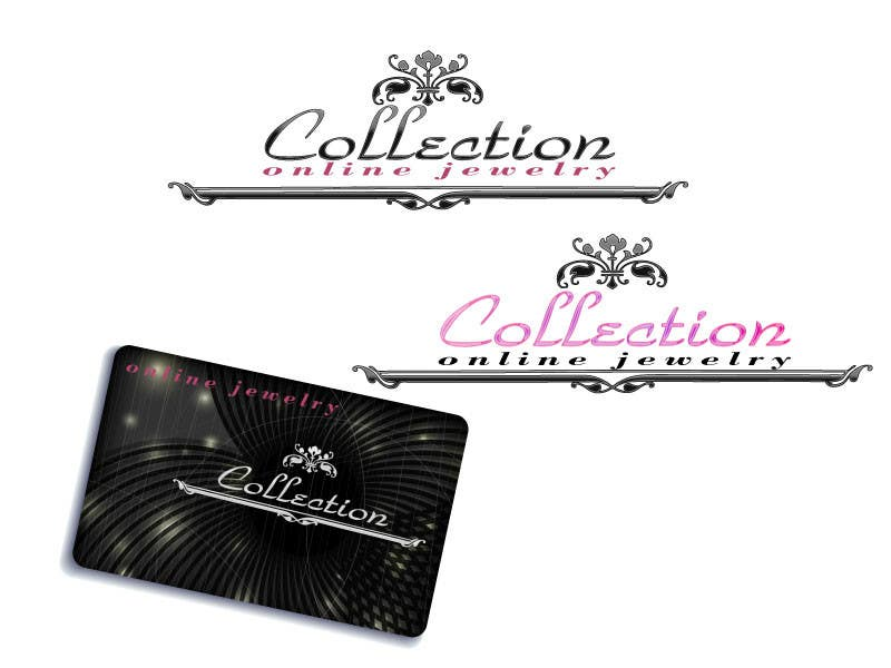 Kilpailutyö #65 kilpailussa Logo Design for online jewelry company