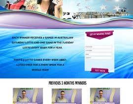#5 для build a PSD landing page от webidea12