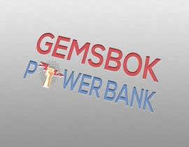 designertuhin tarafından logo for Gemsbok Power Bank için no 17