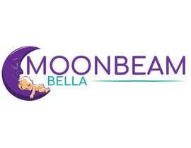 #136 untuk Moonbeam Bella Logo design oleh sk01741740555