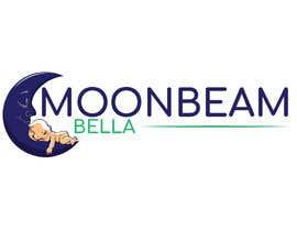 #138 untuk Moonbeam Bella Logo design oleh sk01741740555