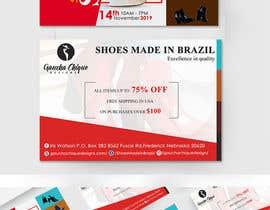 #20 pentru Create a post card for shoe sale event de către satishandsurabhi