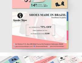 #21 pentru Create a post card for shoe sale event de către satishandsurabhi