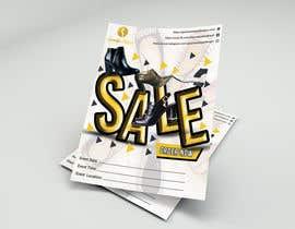 #18 pentru Create a post card for shoe sale event de către anayath2580