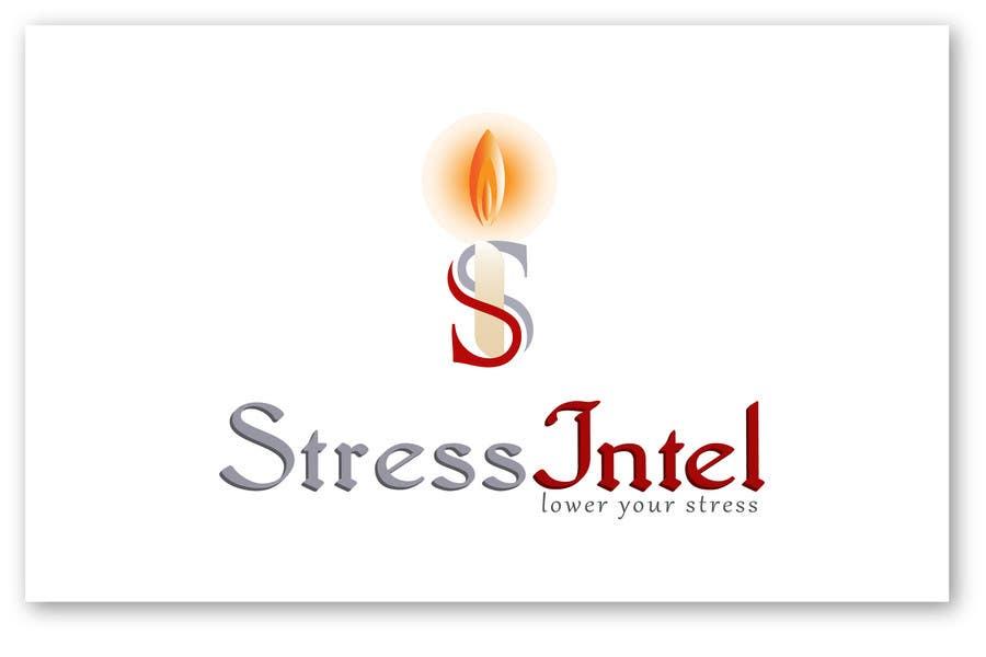 Penyertaan Peraduan #213 untuk Logo Design for StressIntel