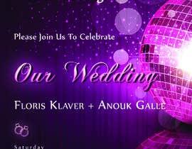 #68 pentru Wedding Invitation de către biditasaha