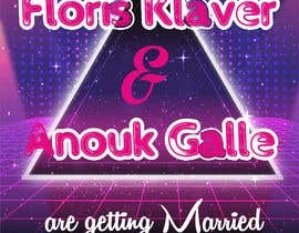 #59 cho Wedding Invitation bởi askmecreation09
