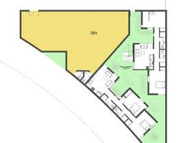 #8 pentru Floor plan for small mixed-use building de către Arquideterioron
