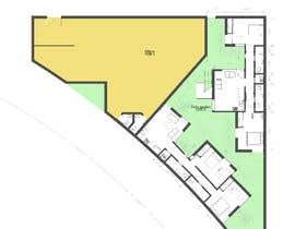 #39 pentru Floor plan for small mixed-use building de către Arquideterioron