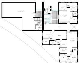 #32 pentru Floor plan for small mixed-use building de către farzanayesminbd