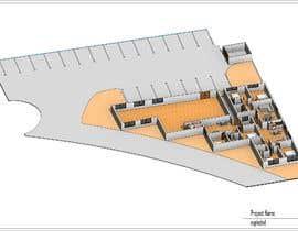 #33 pentru Floor plan for small mixed-use building de către sofoniasmelesse
