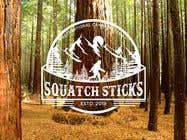 Graphic Design Entri Peraduan #82 for Squatch Sticks!