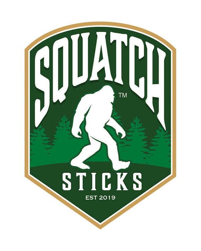 Penyertaan Peraduan #51 untuk Squatch Sticks!
