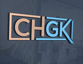 #24 para Need a new logo for personal use must include the letter CHGK can be a simple design. por designhour0044