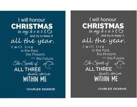 hennyuvendra tarafından Christmas Typography için no 18