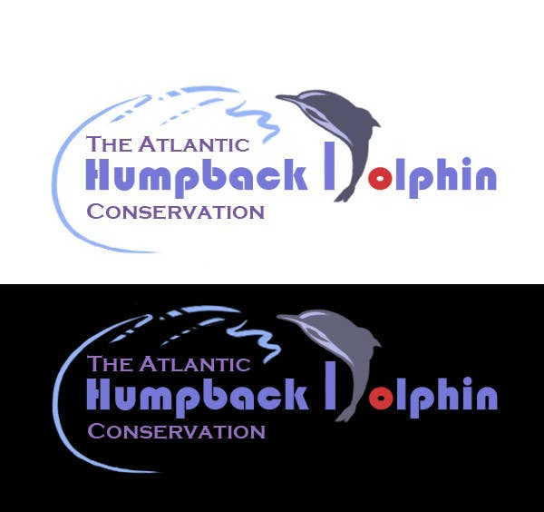Contest Entry #19 for Logo Design for The Atlantic Humpback Dolphin Conservation Project