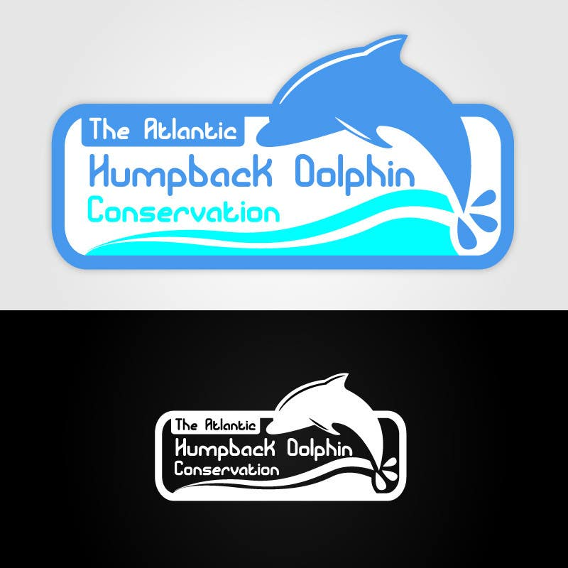 Contest Entry #5 for Logo Design for The Atlantic Humpback Dolphin Conservation Project