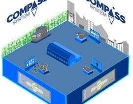 Nro 53 kilpailuun Illustration - Farming - Artificial Intelligence - 2d/3d käyttäjältä jorgeprz