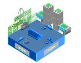 Nro 55 kilpailuun Illustration - Farming - Artificial Intelligence - 2d/3d käyttäjältä jorgeprz