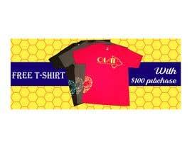 #115 cho Free T-Shirt banner bởi srmon