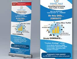 nº 100 pour Pull Up Banner Design For Digital Marketing Agency par AnankZep