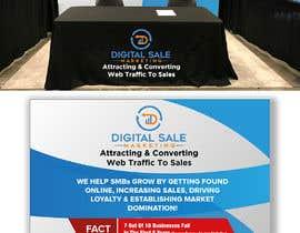 nº 106 pour Pull Up Banner Design For Digital Marketing Agency par AnankZep