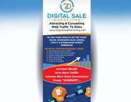 nº 20 pour Pull Up Banner Design For Digital Marketing Agency par deepakshan