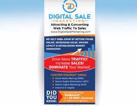 nº 89 pour Pull Up Banner Design For Digital Marketing Agency par deepakshan