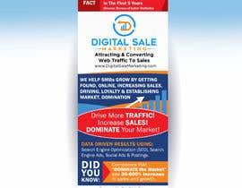 nº 110 pour Pull Up Banner Design For Digital Marketing Agency par deepakshan