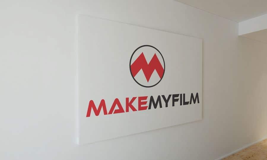 Kilpailutyö #43 kilpailussa DESIGN A CREATIVE AND MEMORABLE  LOGO FOR AN AD FILM AGENCY