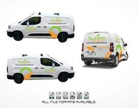 #43 for Create design for our service vehicle by alejandrorosario