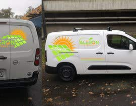 #49 for Create design for our service vehicle by alfasatrya