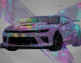 #5 for I'm looking for someone design/create custom retro 80's artwork (examples below) and photoshop it onto a 2017 Camaro zl1 1le (example below).  Mainly focus on the colors. I'm open to all kinds of work but these are my favorites. af rlutfi23