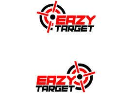 #22 para Design a logo based on my YouTube name Eazytarget something showing an Eazytarget. por khaaaleed