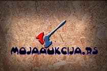 Logo Design for mojaaukcija.com or Mojaaukcija.rs or MOJAAUKCIJA.com için Graphic Design63 No.lu Yarışma Girdisi