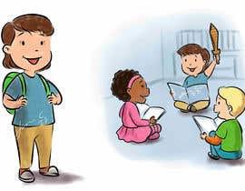 #4 для 20 illustrations for childrens book от jasongcorre